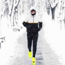Benefits of running in cold weather during the winter season