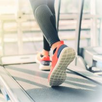 Can you lose belly fat by running on a treadmill?