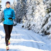 Tips to dress for winter running